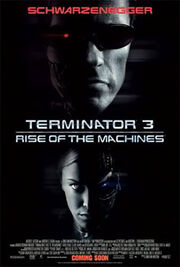 Terminator 3 Rise of the Machines movie
