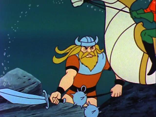 Filmation 1967: The Adventures Of Aquaman s1 ep03 The Return Of Nepto