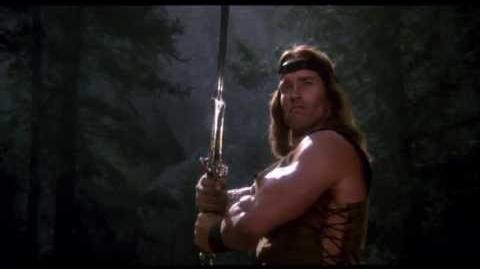 Conan The Destroyer (1984) - Official® Trailer 1 HD