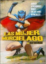 La Mujer Murcielago (Spanish)