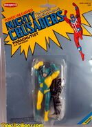 Mighty Crusaders The Web webchute b