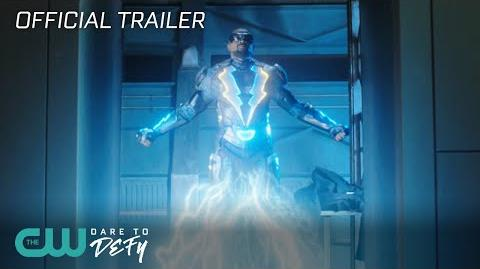 Special Suit Up Extended Trailer The CW