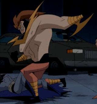 DC COMICS: DC Animated Universe Bios Tracer | Comic books ...