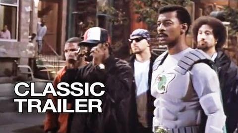 The Meteor Man Official Trailer 1 - James Earl Jones Movie (1993) HD