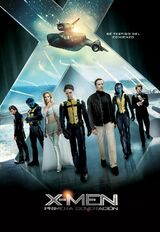 X-MEN CINEMATIC UNIVERSE: X-Men First Class