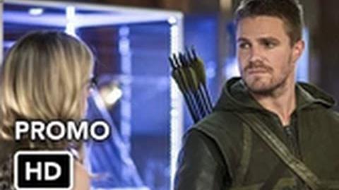 DC COMICS: Arrow (s2 ep04 The Magician)