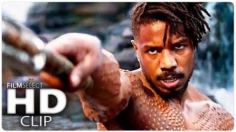 BLACK PANTHER All Clips Trailers (2018)-0