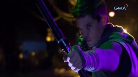 Alyas Robin Hood May bagong alyas ang katarungan.
