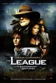 The league of Extraordinary Gentlemen movie