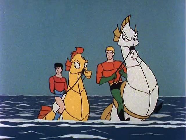 Filmation 1967: The Adventures Of Aquaman s1 ep24 The Sea Scavengers