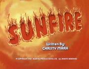 Ep 04 Sunfire