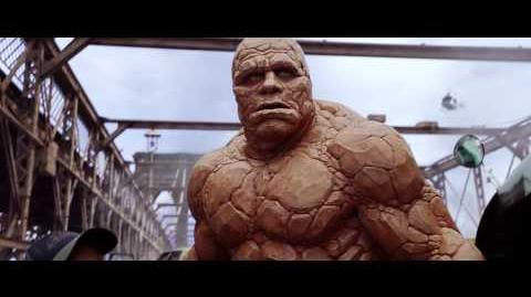 The Fantastic Four Trailer (2005)