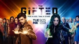 The Gifted s2 logo