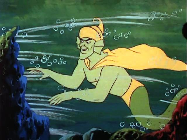Filmation 1967: The Adventures Of Aquaman s1 ep34 Three Wishes To Trouble
