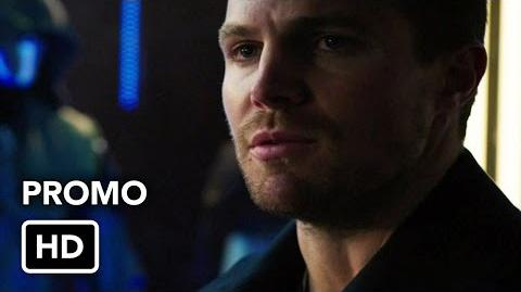 DC COMICS: Arrow (s3 ep16 The Offer)