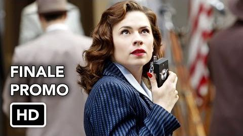 MARVEL CINEMATIC UNIVERSE: Agent Carter (s1 ep 8 Valediction)