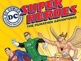 DC COMICS: 1967 FILMATION SUPERMAN/AQUAMAN HOUR