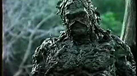 Greenpeace Presents Swamp Thing