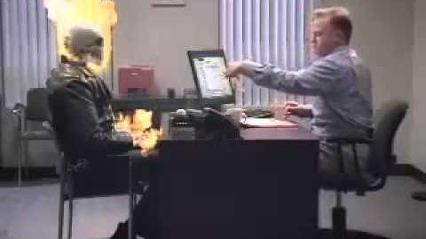 2007. Ghost Rider - Jackson Hewitt Tax Service