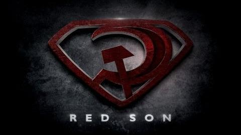 Superman Red Son (Motion Comic)