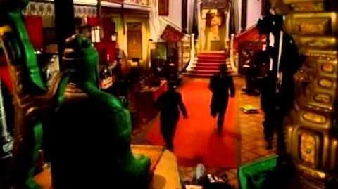 BATMAN '66: Green Hornet (s1 ep 10 The Preying Mantis)
