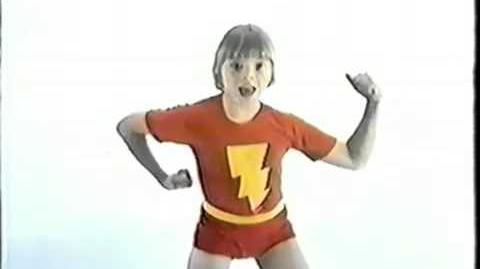 Classic Boys Underoos Commercial II 1979