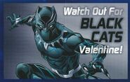 Black Panther Valentine