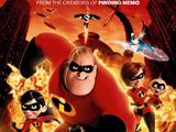 MARVEL COMICS: Disney Superheroes (The Incredibles)