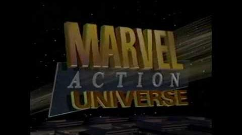 MARVEL ACTION UNIVERSE!!!