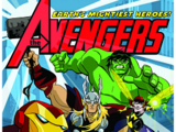 MARVEL COMICS: Avengers (Avengers Earths Mighiest Heroes)