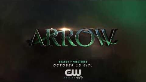 ARROW Comic-Con® 2018 Trailer S7 First Look WBSDCC