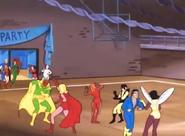 Super hero costume party (4)