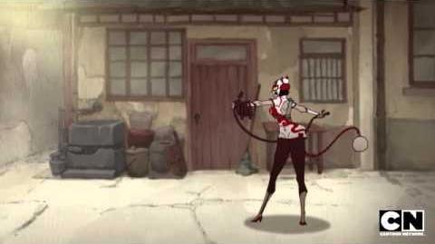 Batman of Shanghai - Catwoman (1 3)