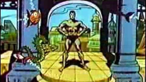 1966 The Marvel Super Heroes Prince Namor The Sub-Mariner