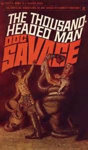 Doc savage thousand headed man