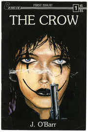 The crow issue 1
