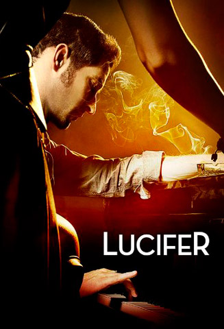 Lucifer - Season 1 (2016) TV Series poster on cokeandpopcorn