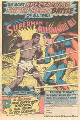 DC COMICS: Superman vs Muhammad Ali