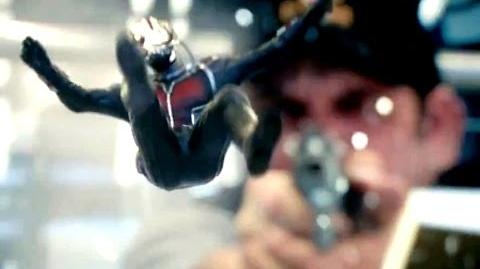 ANT-MAN Final International TRAILER (HD) Paul Rudd Marvel Movie 2015