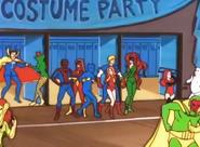 Super hero costume party (6)
