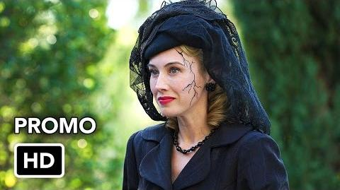 MARVEL COMICS: Agent Carter (s2 ep08 The Edge of Mystery)