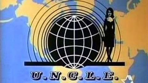 """The Girl from U.N.C.L.E."" TV Intro"