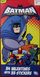 DC COMIC VALENTINES: Batman The Brave and the Bold