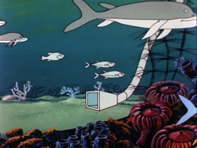 Aquaman ('67) 05 The Sea Raiders