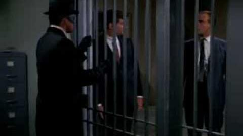 BATMAN '66: Green Hornet (s1 ep May The Best Man Lose)