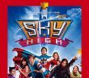 MARVEL COMICS: Disney Superheroes (Sky High)