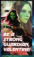2017 GUARDIANS OF THE UNIVERSE Gamora 2