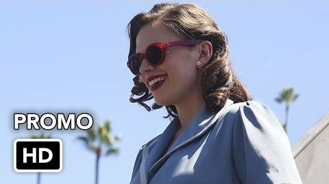 MARVEL COMICS: Agent Carter (s2 ep02 A View In The Dark)