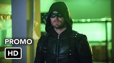 DC COMICS: Arrow (s5 ep03 A Matter Of Trust)