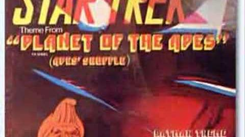 Ape's Shuffle by the Jeff Wayne Space Shuttle